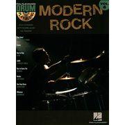 Hal Leonard Drum Play-Along Modern Rock