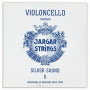 Jargar Silver Cello String G Medium