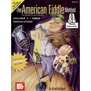 Mel Bay The American Fiddle Method