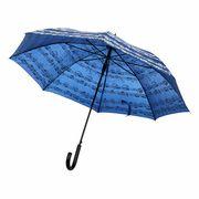 Anka Verlag Walking-Stick Umbrella Navy