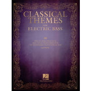 Hal Leonard Classical Themes For E-Bass