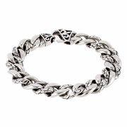 Rockys Massiv Bracelet Snake Design