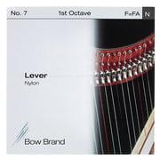 Bow Brand Lever 1st F Nylon String No.7