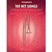 Hal Leonard 101 Hit Songs For Trombone