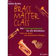 Schott Brass Master Class Training