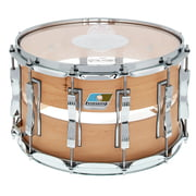 "Ludwig 14""x08"" Slotted Coliseum Maple"