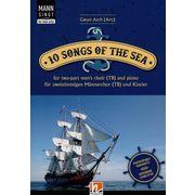 Helbling Verlag 10 Songs of the Sea (TB)
