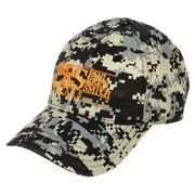 PRS Baseball Cap Black Camo