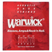 Warwick Acoustic Bass Strings 4 45-105