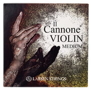 Larsen Il Cannone Violin Strings Med