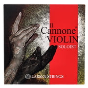 Larsen Il Cannone Violin Strings Sol