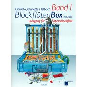 ACM Verlag BlockflötenBox 1 +CDs