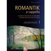 Helbling Verlag Romantik a Capella Chorbuch