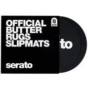 """Serato 7""""Butter Rugs Slipmat black"""