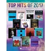 Hal Leonard Top Hits Of 2017 - Easy Piano
