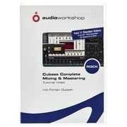 Audio Workshop Cubase Mixing & Mastering Rock