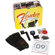Fender Vintage Lunchbox with Acc