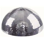 Showtec Half Mirror Ball 50cm B-Stock