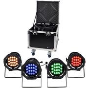 Stairville LED Par 64 CX-6 Tourpack 4 B
