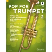 Schott Pop For Trumpet Vol.2