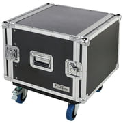 Flyht Pro Rack 8U Live 45 Wheels B-Stock