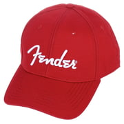 Fender Baseball Cap Red