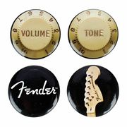 Fender 4-Pack Button Set