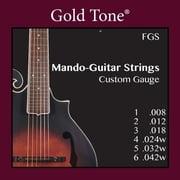 Gold Tone FGS String Set Mando Guitar