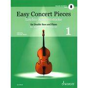 Schott Easy Pieces Double Bass Vol.1