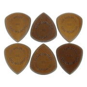 Dunlop Flow Standard Picks 2.00 olive