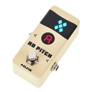 Nux HD Pitch Pedal Tuner