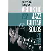 Edition Dux Acoustic Jazz Guitar Solos