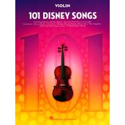 Hal Leonard 101 Disney Songs Violin
