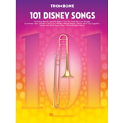 Hal Leonard 101 Disney Songs: Trombone