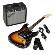 Fender SQ Affinity ST-Pack HSS BSB IL