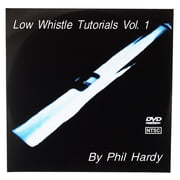 Kerry Whistles Low Whistle Tutorial DVD Vol 1
