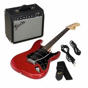 Fender SQ Affin Strat Pack HSS CAR 18