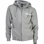 Orange Hoody Logo Grey L