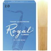 DAddario Woodwinds Royal Tenor Sax 2