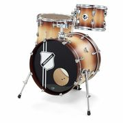 Millenium Compact Drum Set Brown B-Stock
