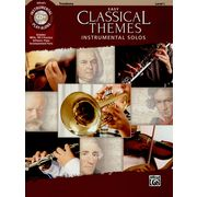 Alfred Music Publishing Easy Classical Themes Trb.