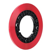 RTM Leader Tape Red 1/4""