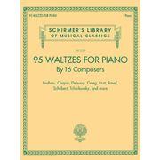 G. Schirmer 95 Waltzes For Piano