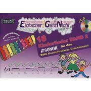 LeuWa-Verlag Kinderlieder 2 Sonor BWG