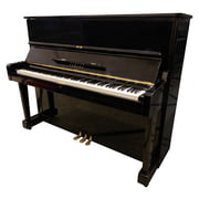 Yamaha U1D Piano used, Black Polished