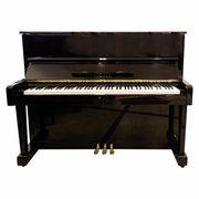 Yamaha U1E Piano used, Black Polished