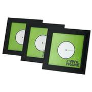 "Glorious 7"" Vinyl Frame Set Black"
