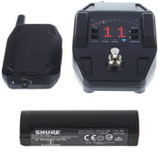 Shure GLXD16 Battery Bundle