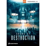 Toontrack EZX Drums of Destruction