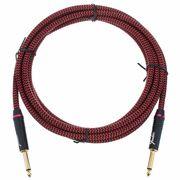 Fender Vintage Voltage 12ft Cable Red